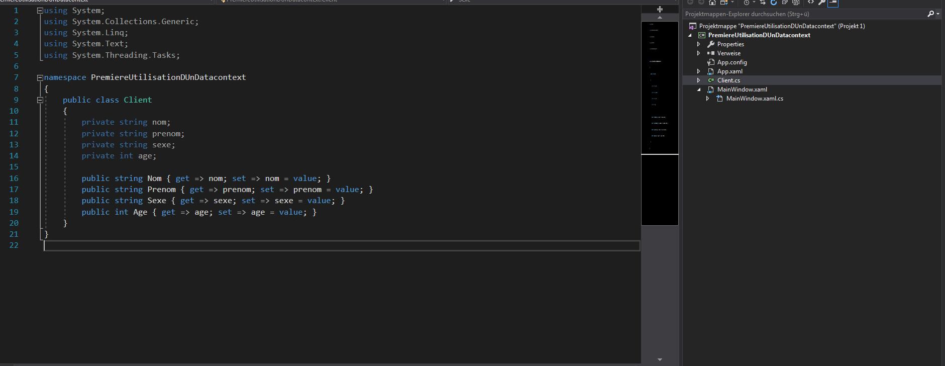 Le nom xyz n´exsite pas dans le Namespace!!? - Erreur ...