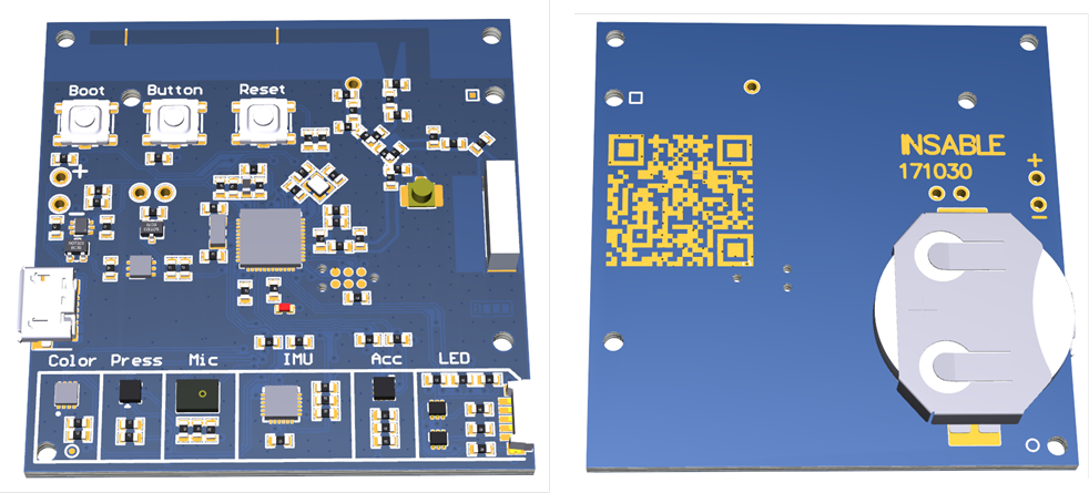 CAO du circuit imprimé virtuel