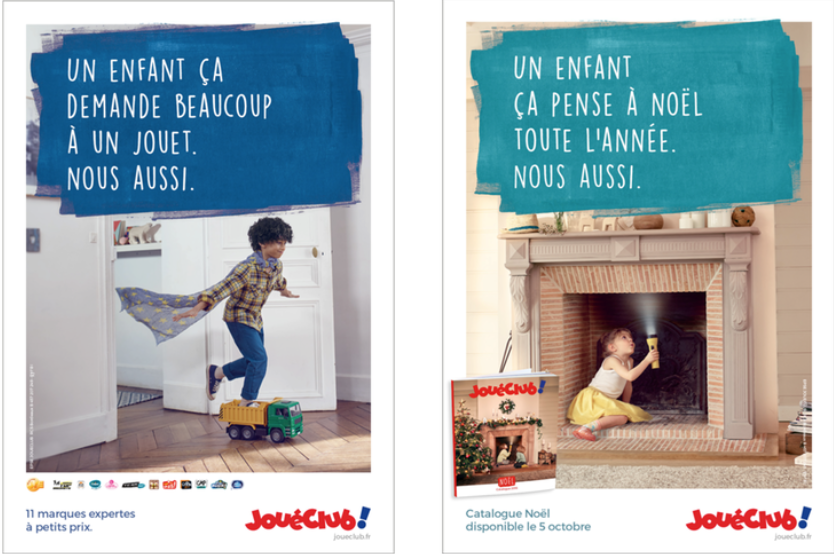 Campagne Jouet Club