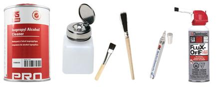 Alcool isopropylique : en bidon, stylo dispenseur ou en bombe.