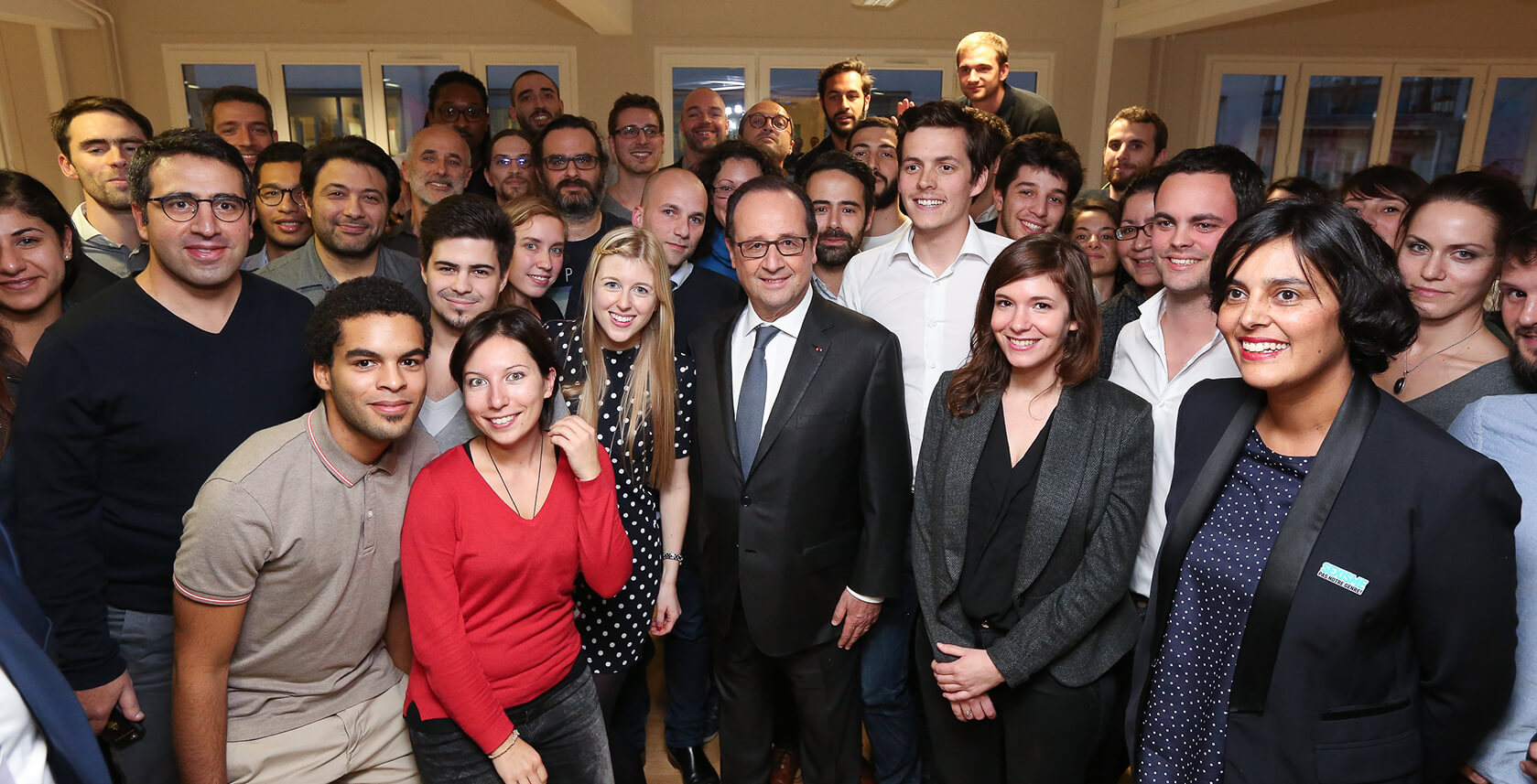 Francois Hollande, President at Openclassrooms