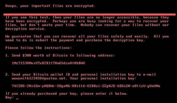 Le malware NotPetya