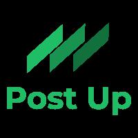 Logo de l'entreprise fictive Post-Up