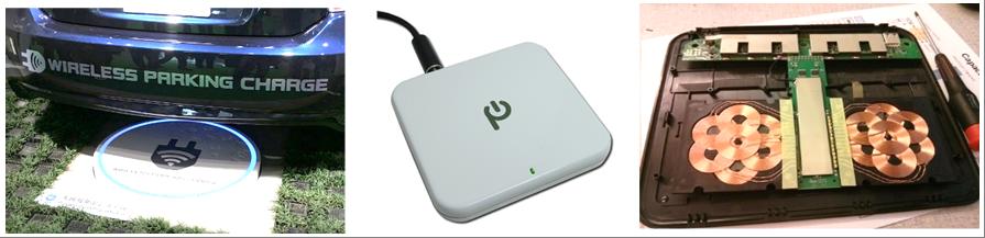 Système de recharges sans fil