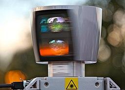 Lidar - Auteur : Steve Jurvetson - Source : https://commons.wikimedia.org/wiki/File:Velodyne_High-Def_LIDAR.jpg