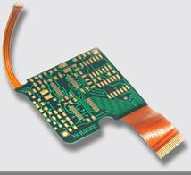 PCB Hybride Flex/Rigide