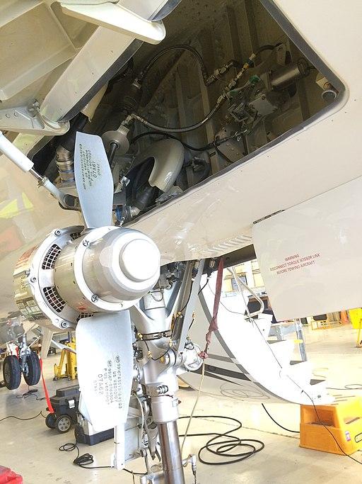 RAT (Ram Air Turbine)