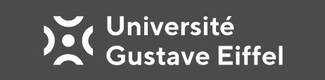 Logo Université Gustave Eiffel