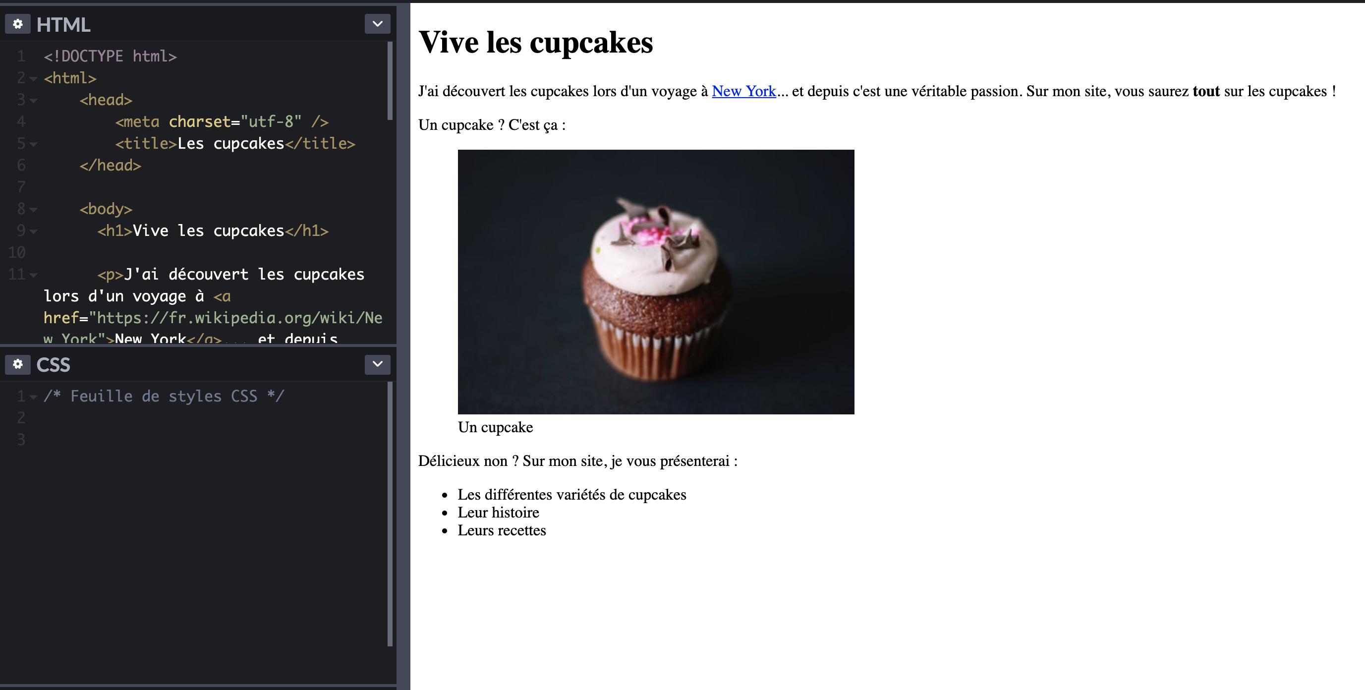 CodePen, votre éditeur en ligne