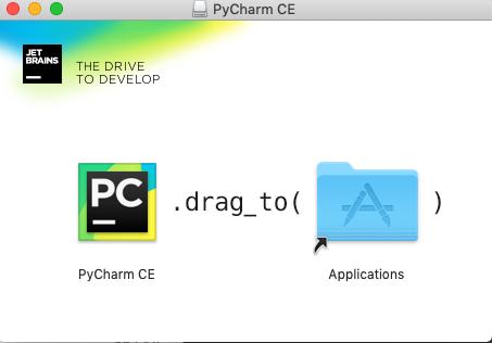PyCharm CE Installation