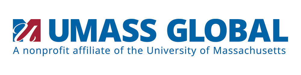 Logo of UMass Global